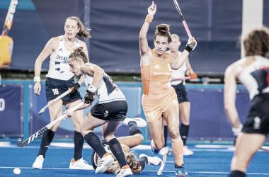 Resumen Países Bajos 3-1 Argentina en la Final Olímpica Femenina de Hockey