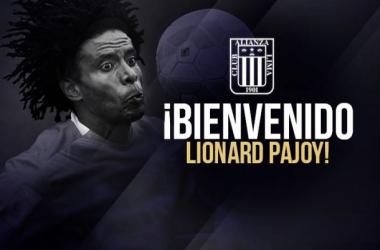 Pajoy sumó 25 goles en sus 41 partidos jugados con Unión Comercio en 2015. Foto: Facebook, Club Alianza Lima.