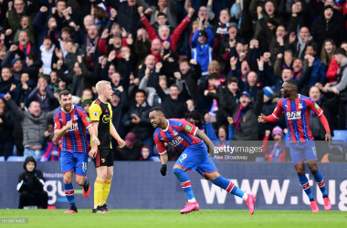Crystal Palace 1-0 Watford: Hornets blunted once more