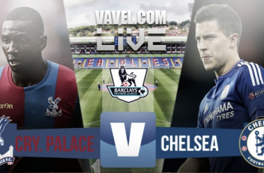 El Chelsea se desahoga a costa de un mermado Crystal Palace