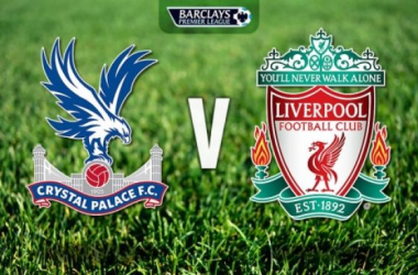As it happened: Crystal Palace 3-1 Liverpool Live Result and EPL Scores 2014
