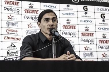 """Francisco Palencia: """"Nuestro principal objetivo es mantener la categoría"""""""