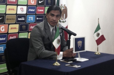 Francisco Palencia habló tras la victoria ante Santos Laguna (Foto: Andrés Ocampo)