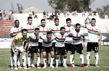 Palestino juega su quinta Copa Libertadores. (Foto: Copa Libertadores).
