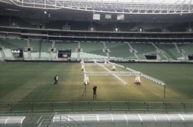 Shows podem fazer Palmeiras não jogar no Allianz na Copa do Brasil