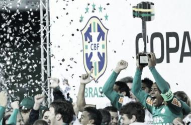 Palmeiras inicia caminhada pelo tri da Copa do Brasil diante do Vitória da Conquista