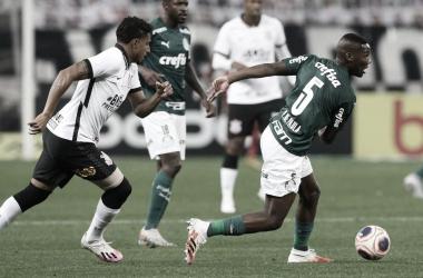 Palmeiras x Corinthians AO VIVO: onde assistir ao jogo em tempo real pelo Campeonato Brasileiro