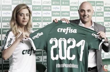 ( Divulgação / SE Palmeiras)