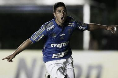 Palmeiras goleia Vitória da Conquista e elimina jogo de volta