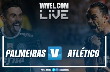 Jogo Palmeiras x Atlético-MG ao vivo online pelo Campeonato Brasileiro 2018