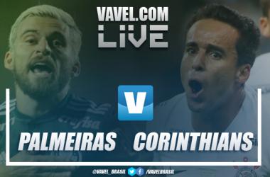 Gol e resultado Palmeiras x Corinthians pelo Campeonato Paulista 2019