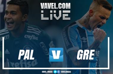 Resultado e gols de Palmeiras x Grêmio pelo Campeonato Brasileiro 2018 (2-0)