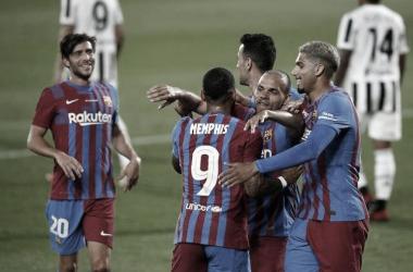 Gols e melhores momentos de Barcelona 2 x 1 Getafe pelo Campeonato Espanhol