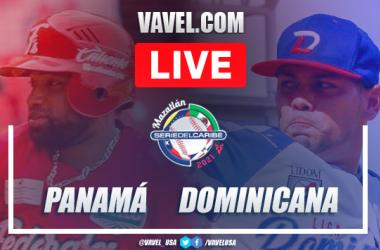 Resumen y carreras: Panamá 3-4 República Dominicana en Serie del Caribe 2021