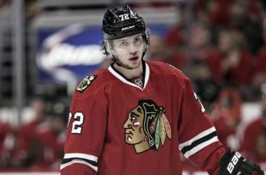 El nivel que Panarin está demostrando en la NHL es impresionante pese a nunca ser drafteado. (NHL.com)