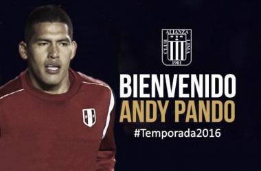 Foto: Club Alianza Lima, Facebook.
