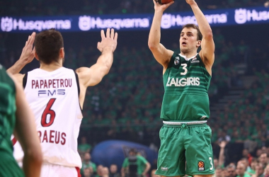 Turkish Airlines EuroLeague - Zalgiris perfetto, Olympiacos spalle al muro