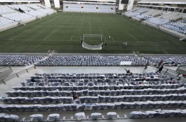 Na Arena Pantanal, Luverdense e Vasco duelam pela Série B