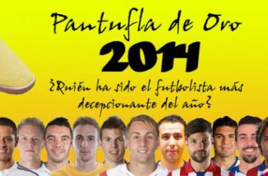 ¿Quién ganará la Pantufla de Oro 2014?
