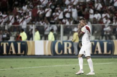 Guerrero superó a Teófilo Cubillas como el máximo goleador de la Selección Peruana. Foto: americatv.com.pe