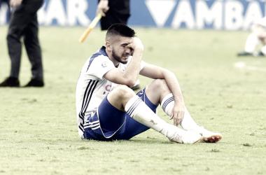 Y el Real Zaragoza despertó del sueño