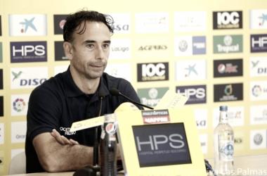 """Paquito Ortiz: """"Tenemos que hacer un partido serio y disciplinado, no dejando de ser nosotros mismos"""""""