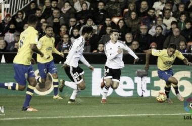 Valencia - Las Palmas: Puntuaciones del Valencia, ida Copa del Rey