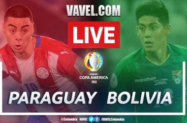 Goals and Highlights: Paraguay (3-1) Bolivia in Copa America 2021