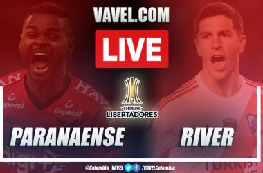 Gols e melhores momentos de Athlético-PR 1 x 1 River Plate pela Libertadores 2020