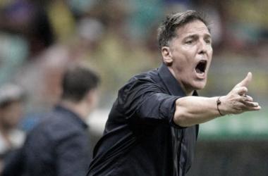 """Eduardo Berizzo: """"Hemos jugado un partido a destacar"""""""