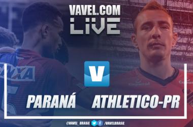 Resultado Paraná 1 x 1 Athletico-PR pelo Campeonato Paranaense