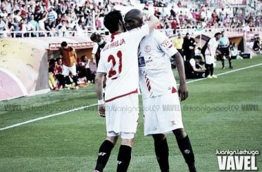 """Nico Pareja """"El año pasado salieron jugadores importantes y ganamos la Europa League"""""""