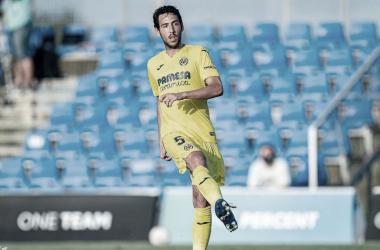 Dani Parejo. | Imagen: @VillarrealCF