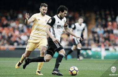Valencia CF - Girona FC: remontada de Reyes | Foto: Valencia CF