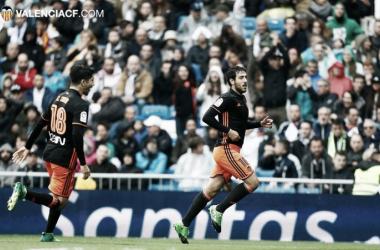 Buen partido de Parejo en Madrid tras una temporada rodeado de polémica