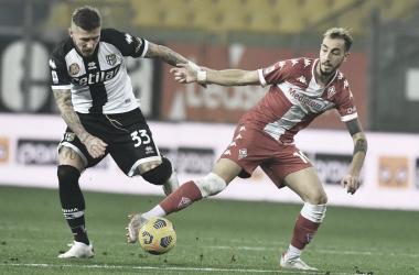 Parma e Fiorentina não saem do empate em partida fraca pela Serie A
