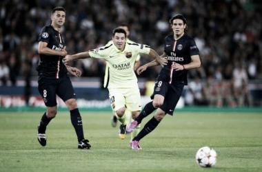 Partido FC Barcelona - Paris Saint Germain