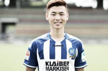 Jung-Bin Park swaps Karlsruhe for Hobro