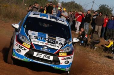 Corona para Pärn en el 50º RallyRACC