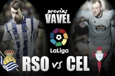Previa Real Sociedad - Celta de Vigo: con un ojo en Anoeta y otro en Balaídos