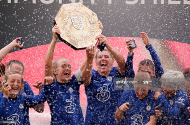 Chelsea win Community Shield after Millie Bright stuns Manchester City