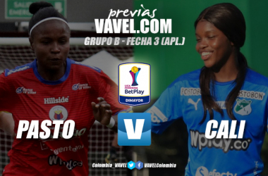 Previa Deportivo Pasto vs Deportivo Cali: por safarse del último lugar del grupo B