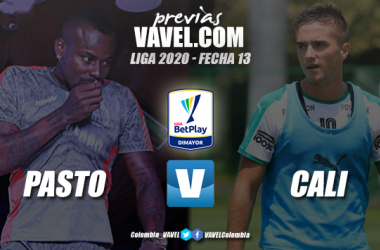 Previa Deportivo Pasto vs. Deportivo Cali: duelo por consolidarse como único líder
