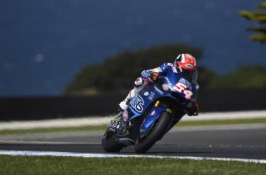 GP Phillip Island, Moto2: Pasini conquista la quinta pole