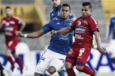 Horario Deportivo Pasto vs Millonarios FC