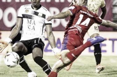 Ederson Moreno, el destacado en Pasto en el empate ante Águilas Doradas