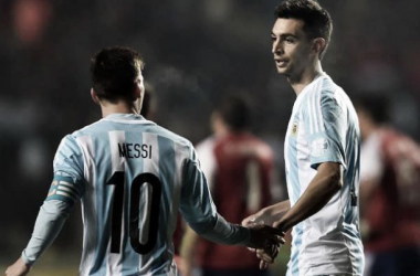 El 10 y el 21 lideraron a la Selección Nacional. (Foto: Web)