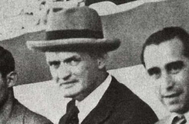 Patrick O'Connell, pictured here during his time as Barcelona manager | Photo: fcbarcelona.com