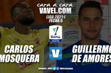 Cara a Cara: Carlos Mosquera vs Guillermo de Amores