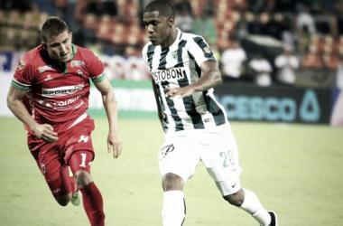 Patriotas FC vs Atlético Nacional en vivo y en directo. | Foto: Futbolete